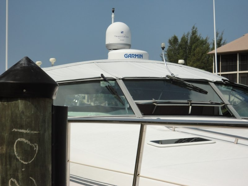 50ft SeaRay With Custom Covers