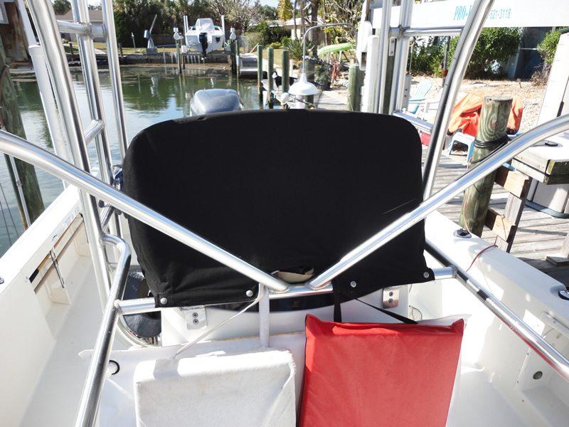 Center Console Instrument Cover In Cortez Florida