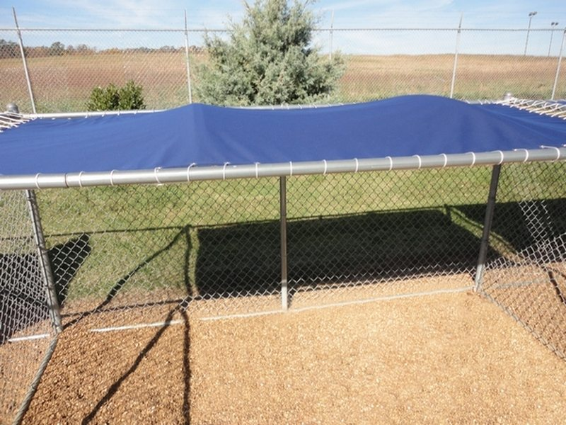 Completed Kennel Covers
