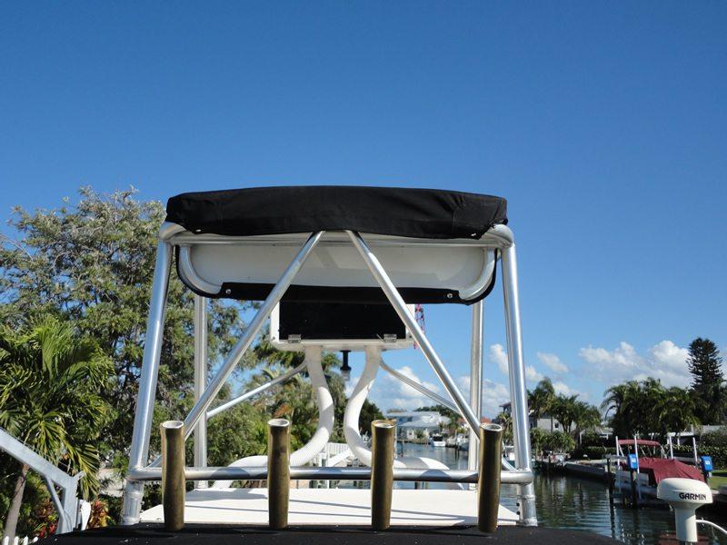 Custom Boat Cover 2