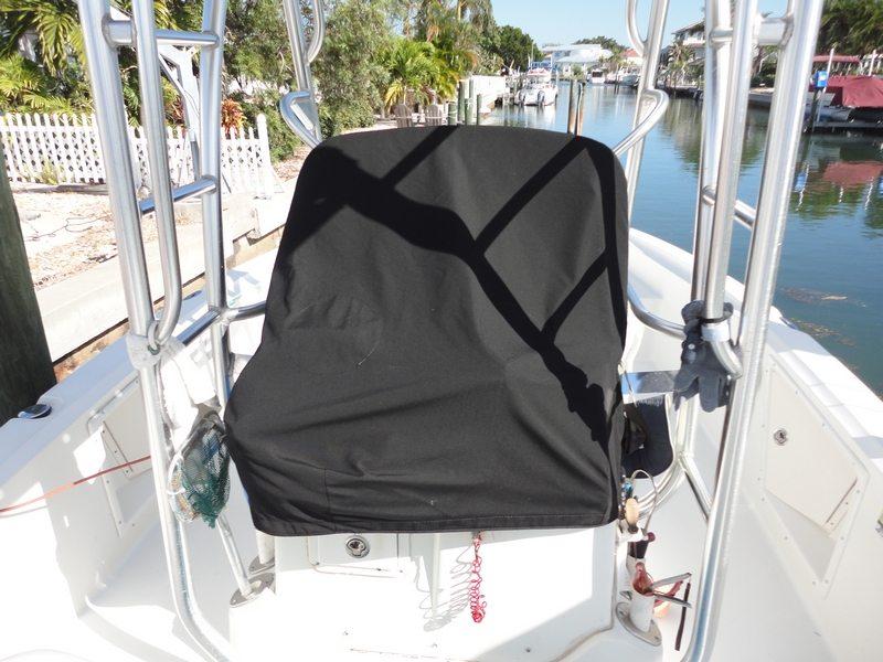Full Center Console Cover In Cortez Florida