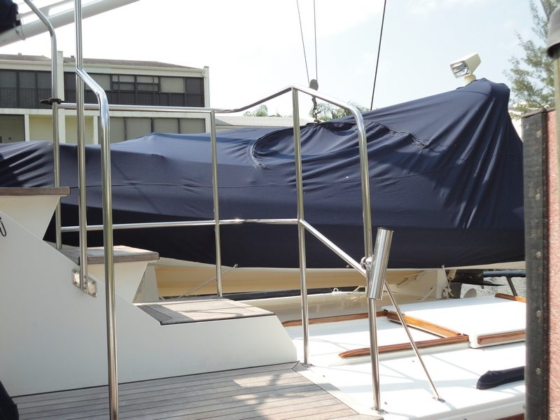 New Snug Fit Dinghy Cover
