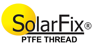 SolarFix PTFE Thread Logo